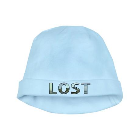 Lost Inner Island no plane baby hat