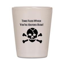 Time Flies When You're Having Rum!