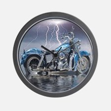 1969 Shovelhead Wall Clock