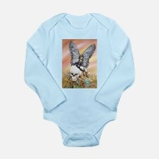 Nexus the Dark Fairy Long Sleeve Infant Bodysuit