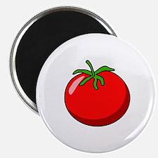 "Cartoon Tomato 2.25"" Magnet (10 pack)"