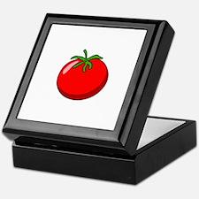 Cartoon Tomato Keepsake Box