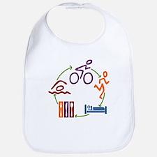 Tri Cycle Bib