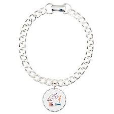 Tri Cycle Bracelet