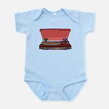 Turntable Design Infant Bodysuit
