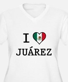 I Love Juarez T-Shirt