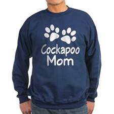Cute Cockapoo Mom Sweatshirt