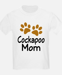 Cute Cockapoo Mom T-Shirt