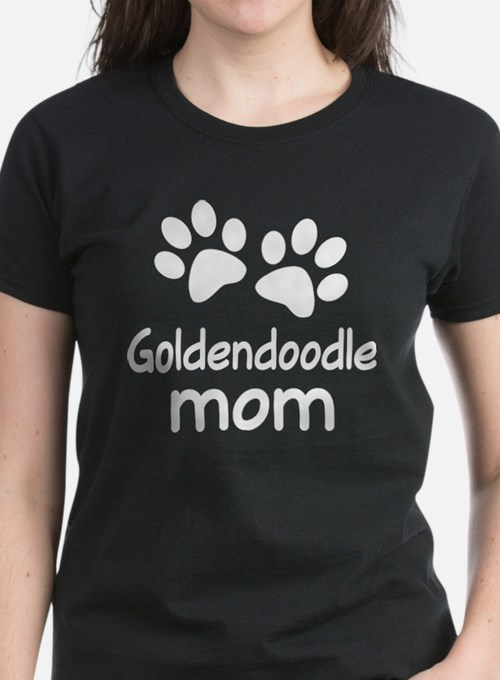Cute Goldendoodle Mom Tee
