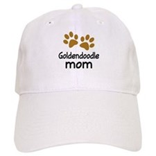 Cute Goldendoodle Mom Baseball Cap