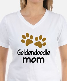 Cute Goldendoodle Mom Shirt