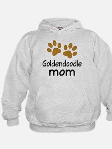 Cute Goldendoodle Mom Hoodie