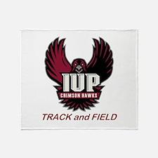 Cute Logo Throw Blanket
