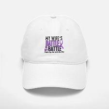 My Battle Too Hodgkin's Lymphoma Baseball Baseball Cap