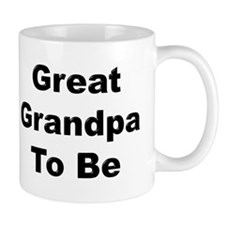 Great Grandpa To Be Mug