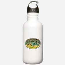 Brown Trout Fly Fishing Water Bottle