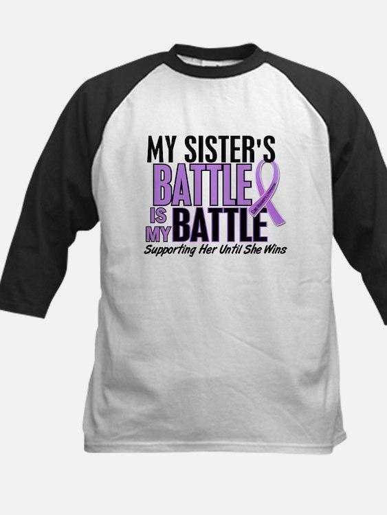 My Battle Too Hodgkin's Lymphoma Tee
