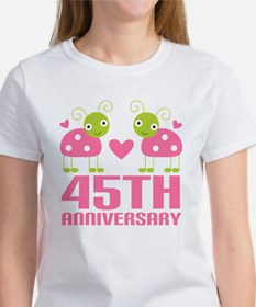 45th Anniversary Gift Women's T-Shirt