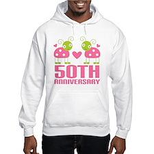 50th Anniversary Gift Hoodie