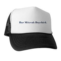 Bar Mitzvah Boy Trucker Hat