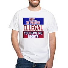 NoRightsBL copy T-Shirt