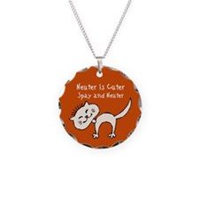 Neuter Is Cuter Necklace