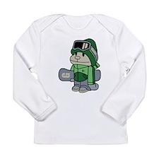 Cute Animals Long Sleeve Infant T-Shirt
