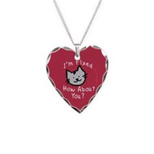 I'm Fixed (Cat) Necklace