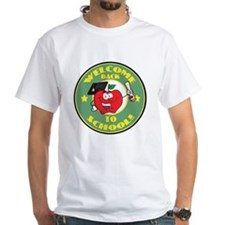 Welcome Back to School Apple Shirt