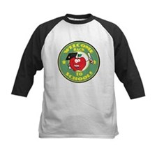 Welcome Back to School Apple Tee