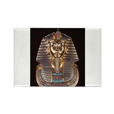 King Tut Rectangle Magnet