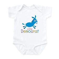 Little Democrat Infant Bodysuit