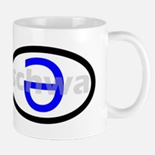 Schwa Small Mugs