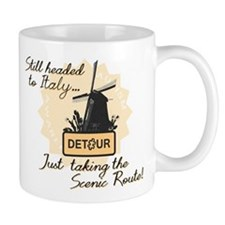 Scenic Route (Holland Detour) Small Mug