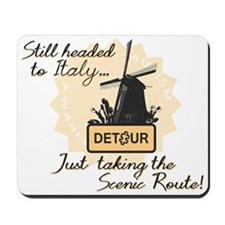 Scenic Route (Holland Detour) Mousepad