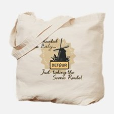 Scenic Route (Holland Detour) Tote Bag