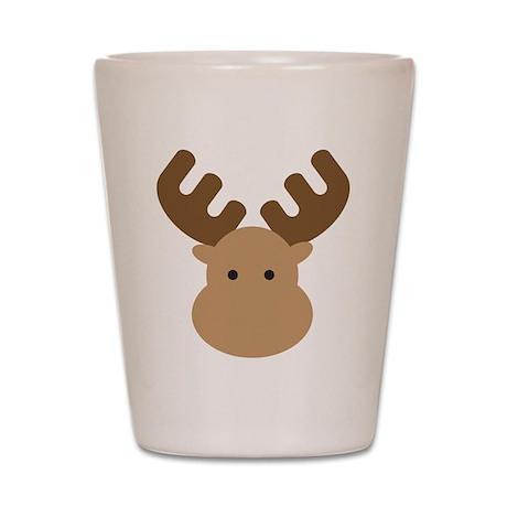 Moose Shot Glass