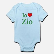 I Love Uncle (Italian) Infant Bodysuit