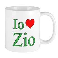 I Love Uncle (Italian) Mug