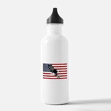 American Eagle Soccer Water Bottle