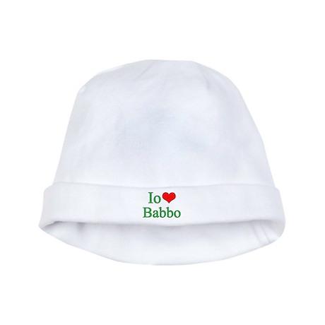 I Love Dad - 2 - (Italian) baby hat