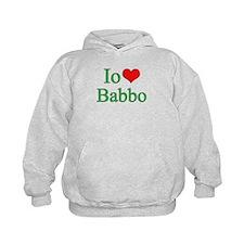 I Love Dad - 2 - (Italian) Hoody