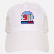 911 WTC Never Forget Baseball Baseball Cap