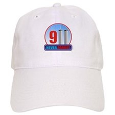 911 WTC Never Forget Baseball Cap
