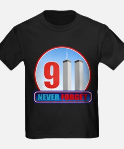 911 WTC Never Forget T