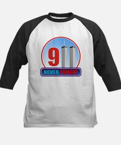 911 WTC Never Forget Tee