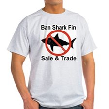 Ban Shark Fin Sale & Trade T-Shirt