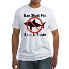 Ban Shark Fin Sale & Trade Shirt