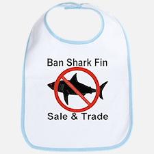 Ban Shark Fin Sale & Trade Bib