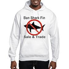 Ban Shark Fin Sale & Trade Hoodie